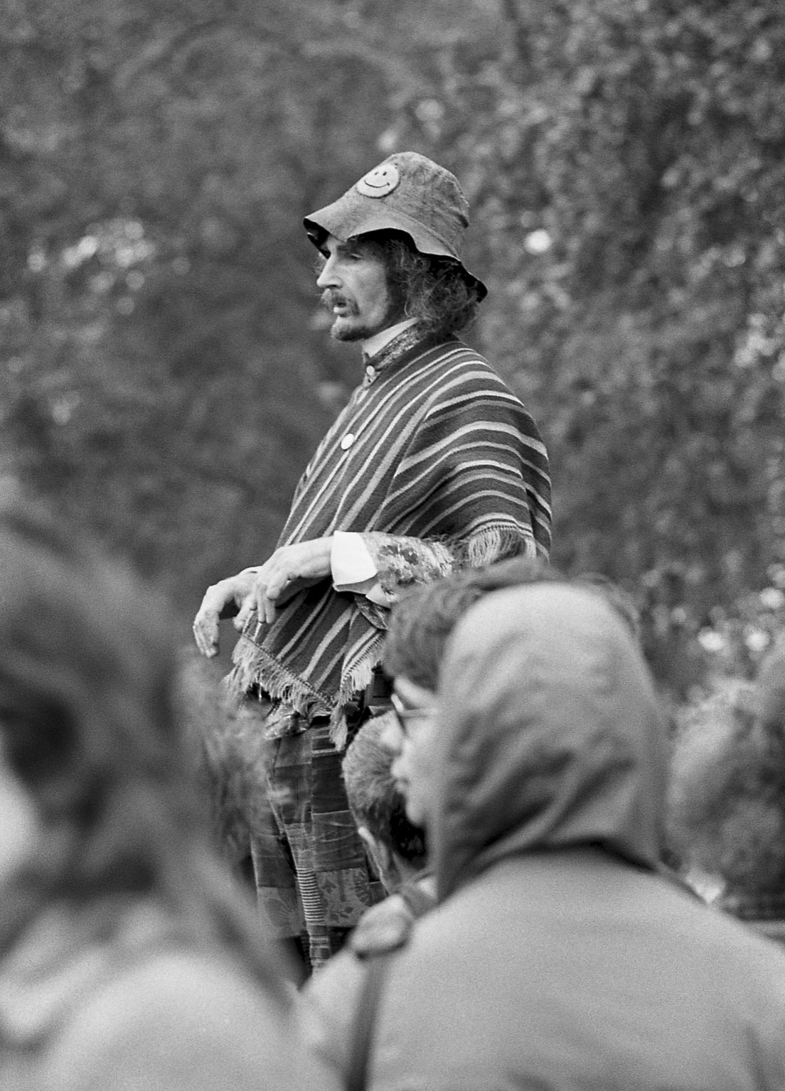 London Speakers' Corner 1971 © Iris Editha Schacht